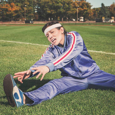 Rehabilitacja kontuzji biegaczy