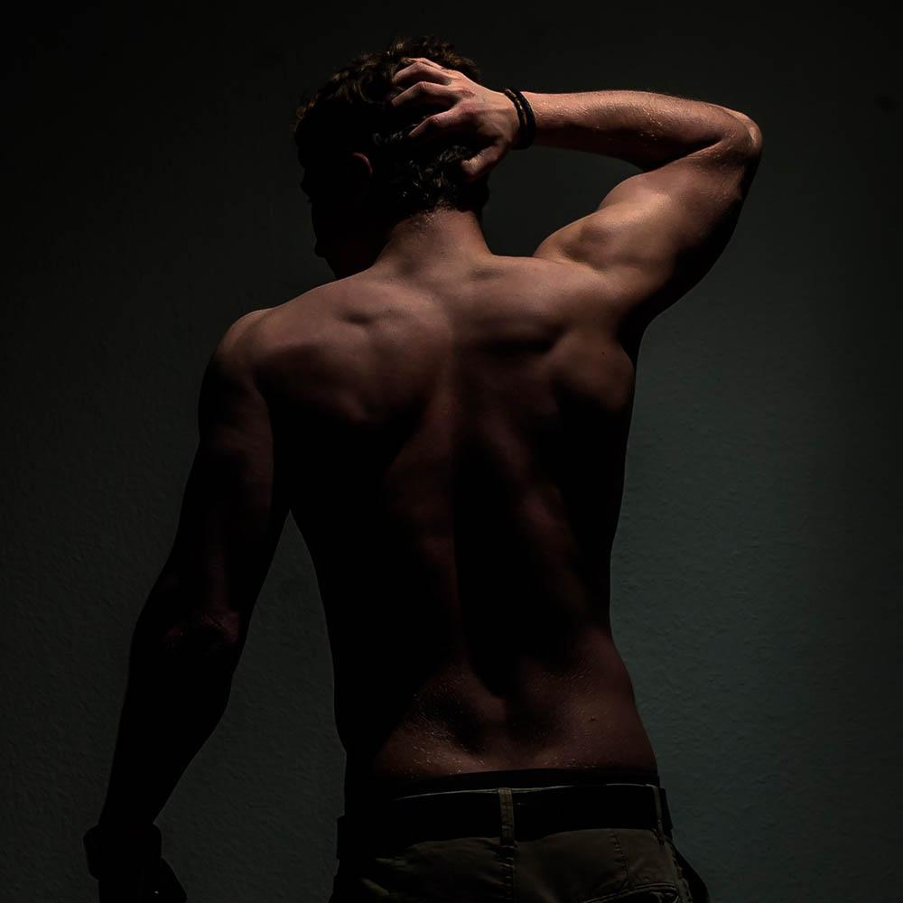 Stres – podwyższone napięcie mięśniowe – ból
